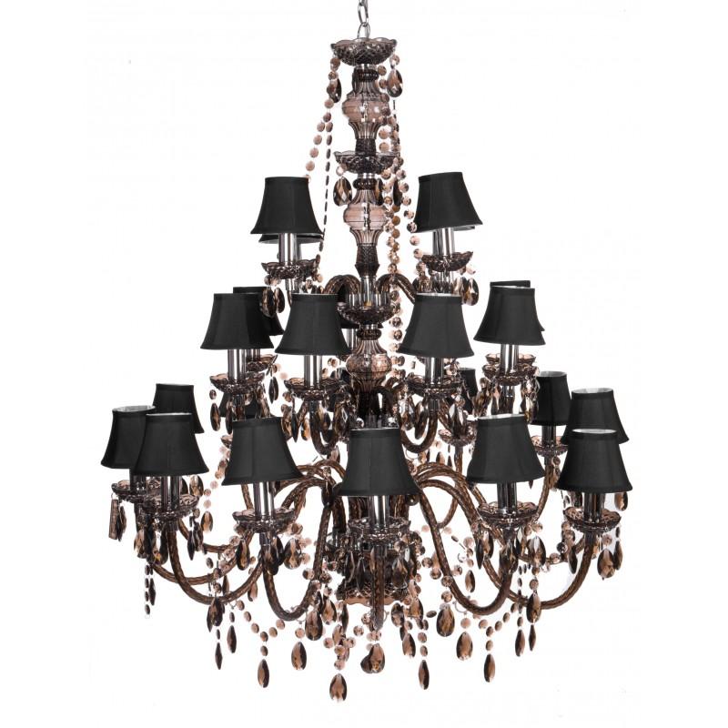 chandelier rom o muno baroque. Black Bedroom Furniture Sets. Home Design Ideas