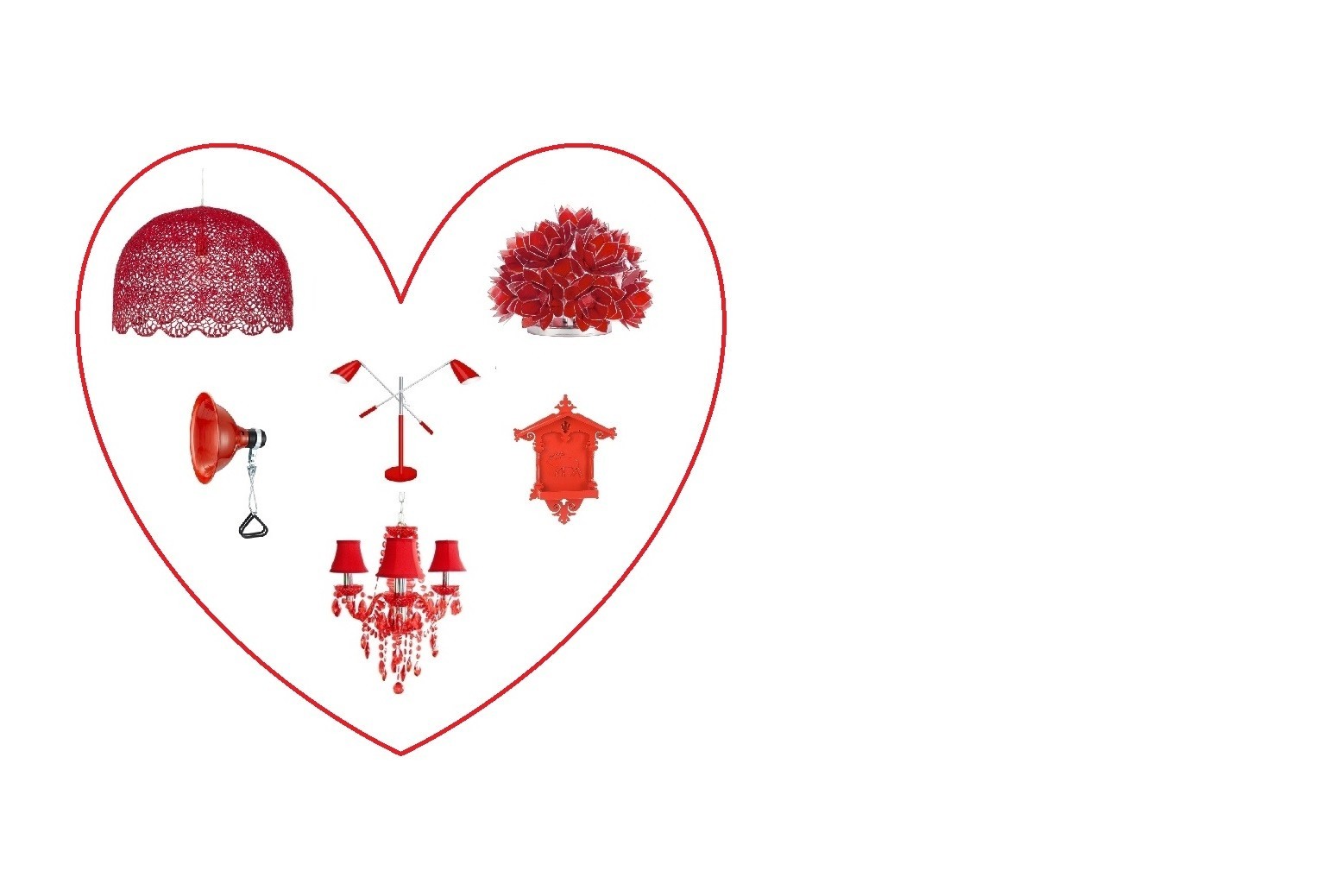 Go for a radiant Valentine. Buy the perfect gift. Show your love. Illuminate!