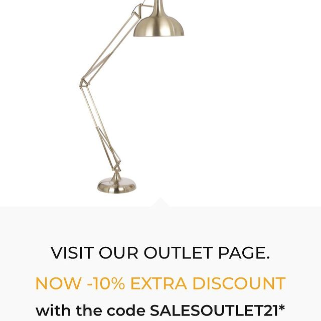 Now 10% extra discount on our OUTLET page! #outlet #discount #sales www.muno.be